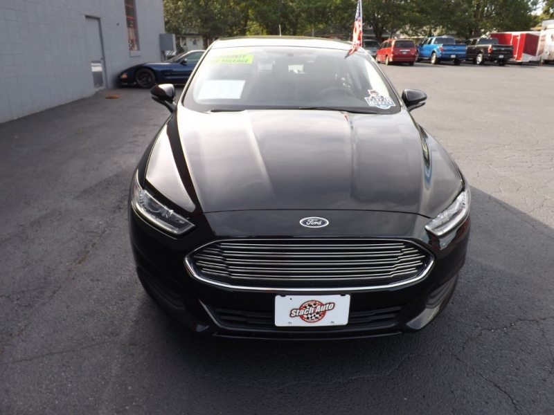 Ford Fusion 2015 price $14,995