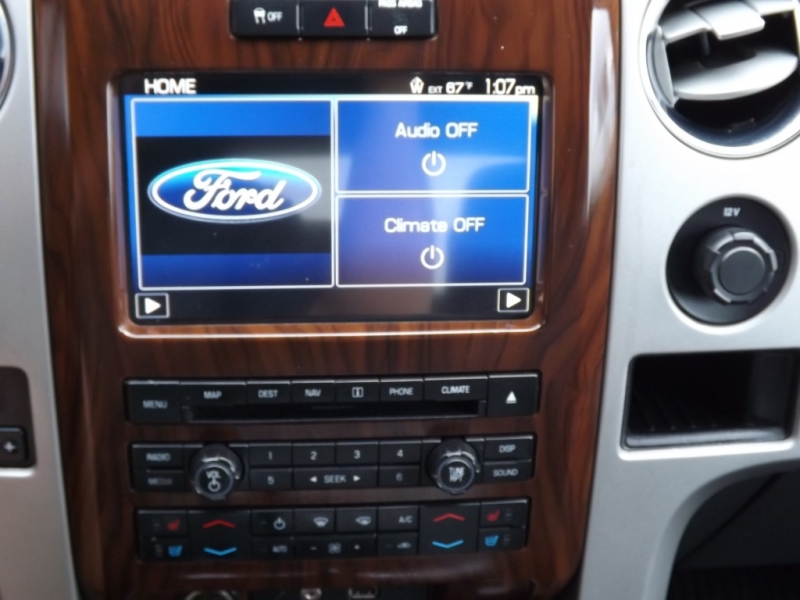 Ford F-150 2012 price $21,495