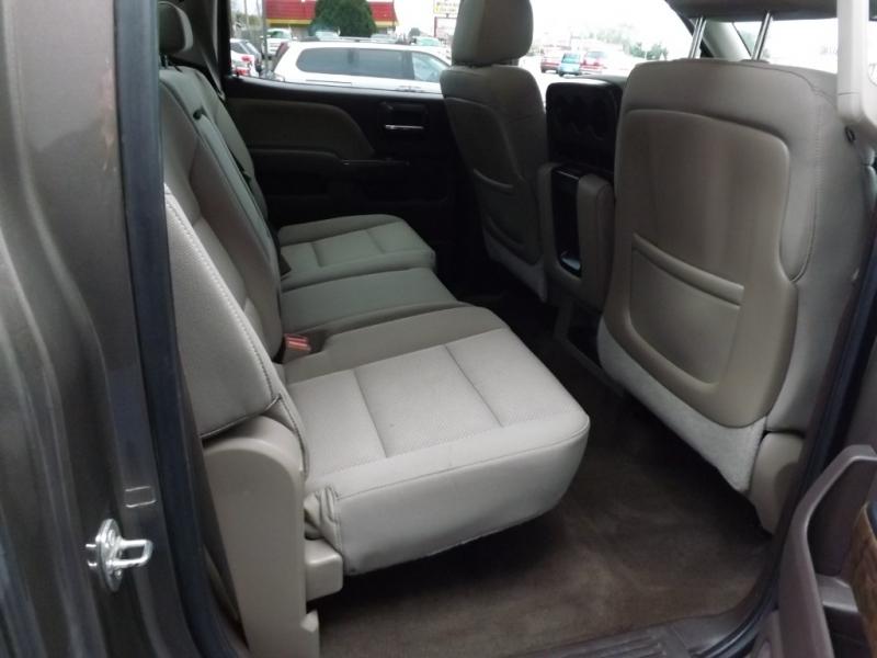 Chevrolet Silverado 1500 2015 price $22,495