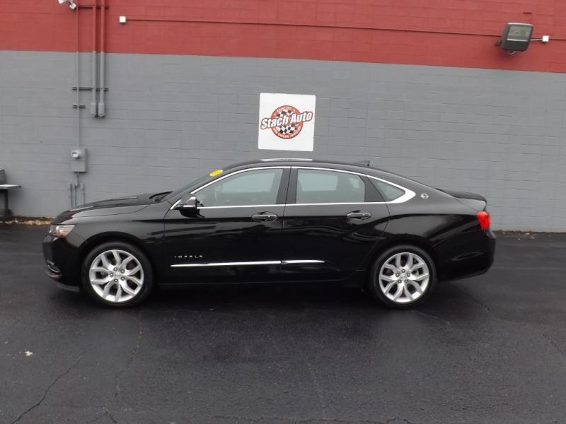 Chevrolet Impala 2015 price $15,495