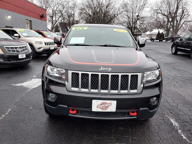 Jeep GRAND CHEROKEE 2013 price $13,995