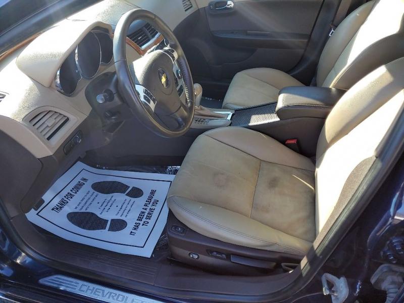 Chevrolet MALIBU 2010 price $5,596