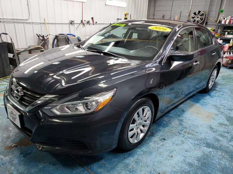 NISSAN ALTIMA 2016 price $10,194