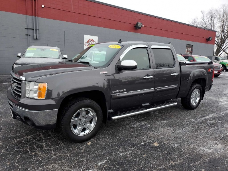 GMC SIERRA 2011 price $20,194