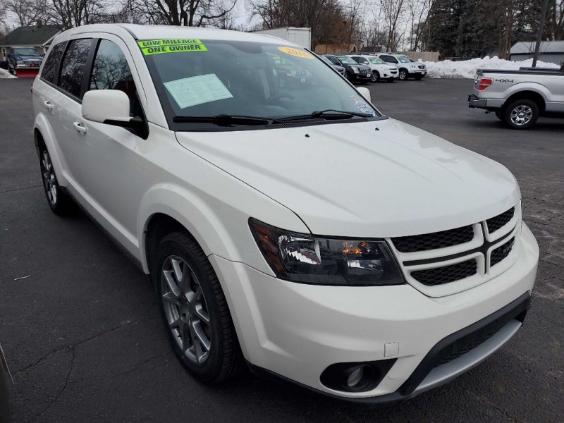 DODGE JOURNEY 2016 price $17,995