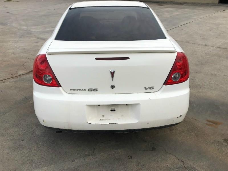 Pontiac G6 2007 price $2,950