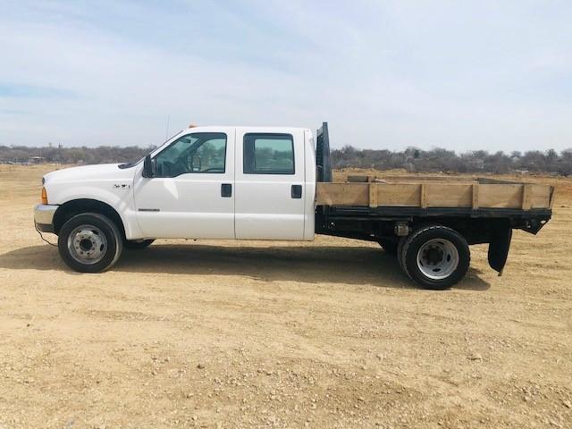 Ford Super Duty F-450 2000 price $4,500