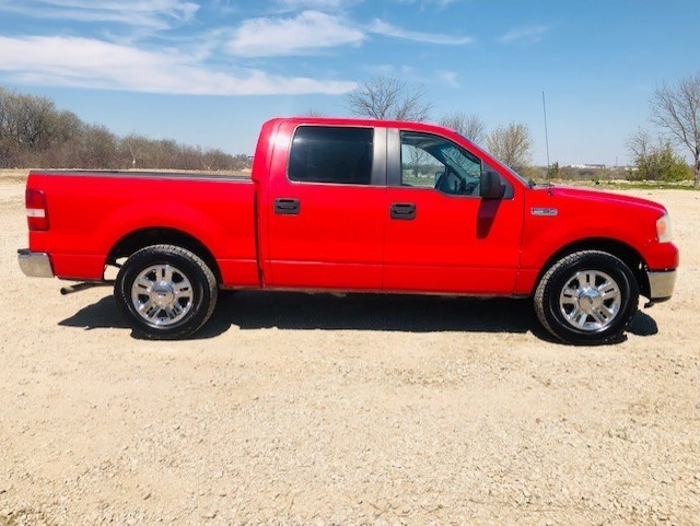Ford F-150 2007 price $4,795