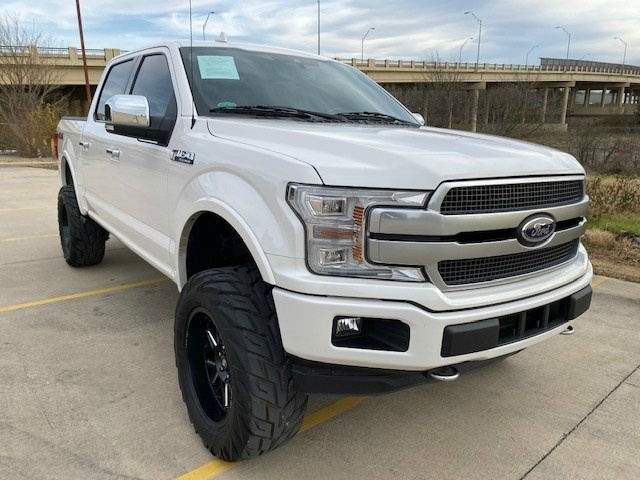 Ford F-150 2018 price $45,995