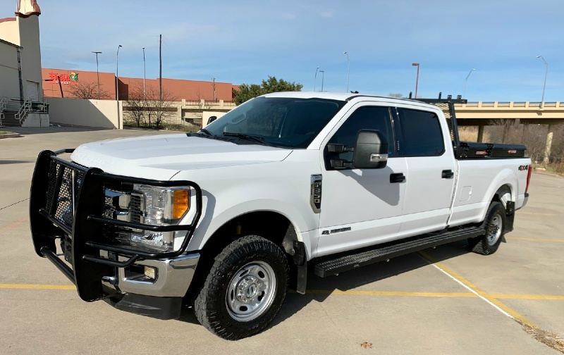 Ford Super Duty F-350 SRW 2017 price $29,995