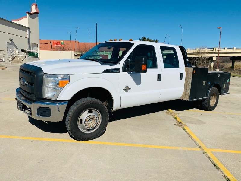 Ford Super Duty F-350 DRW 2014 price $15,995