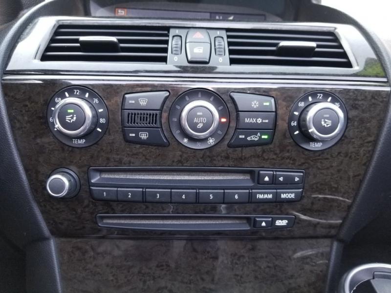 BMW 650I 2009 price $12,297