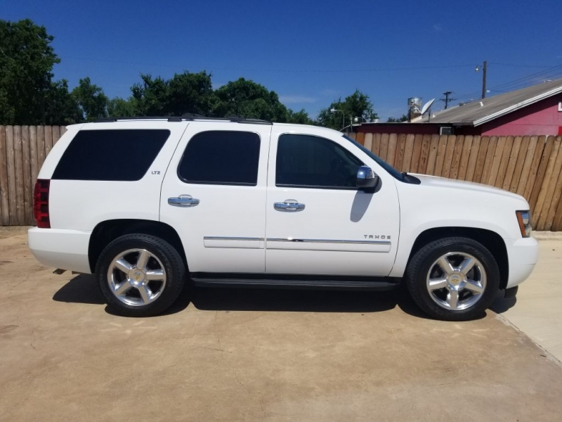 CHEVROLET TAHOE 2013 price $18,125