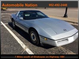 Chevrolet Corvette 1985