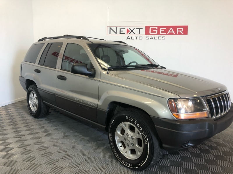 JEEP GRAND CHEROKEE 2001 price $5,200