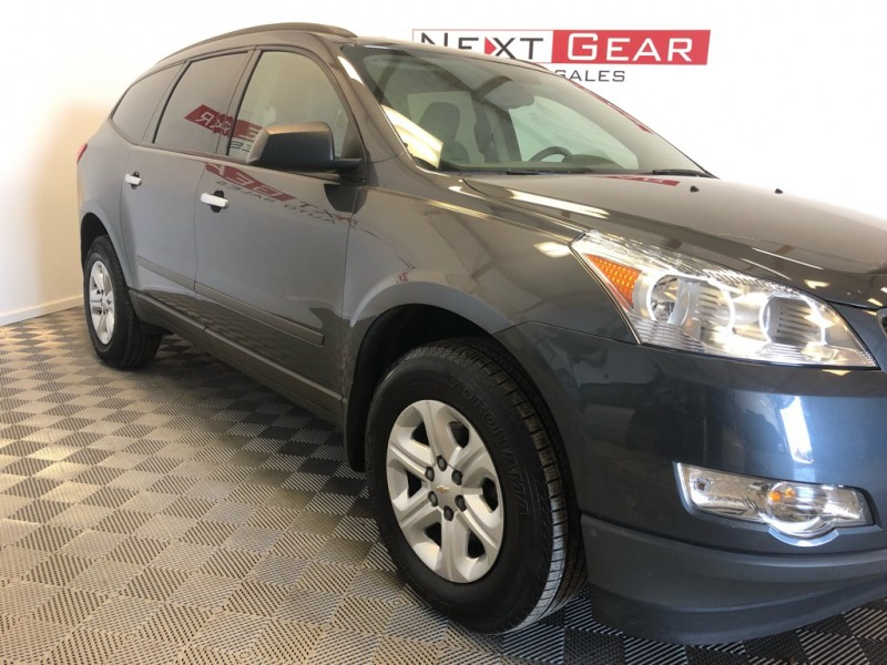 CHEVROLET TRAVERSE 2012 price $6,900