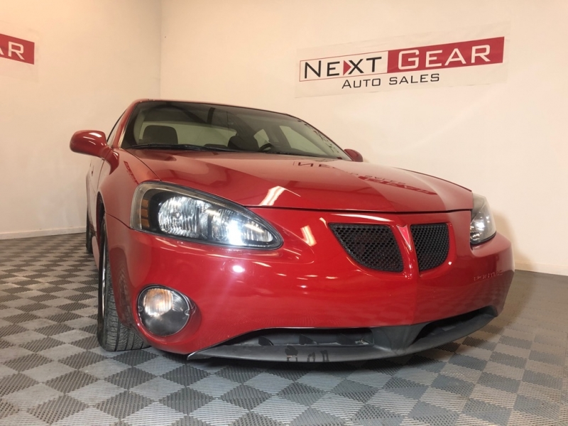 PONTIAC GRAND PRIX 2008 price $4,900