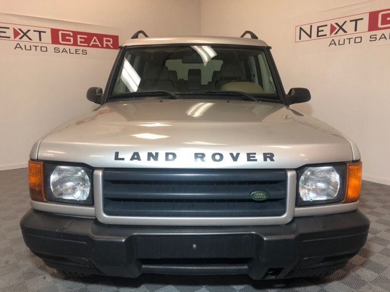 LAND ROVER DISCOVERY II 2000 price $4,900