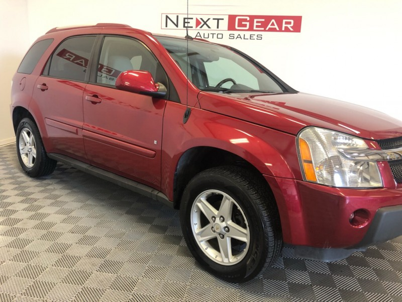 CHEVROLET EQUINOX 2006 price $5,000