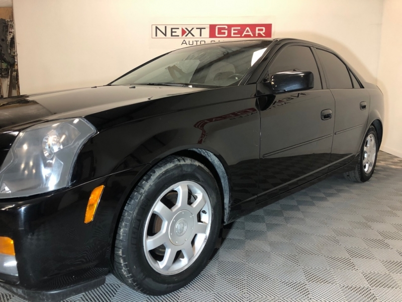 CADILLAC CTS 2003 price $3,990