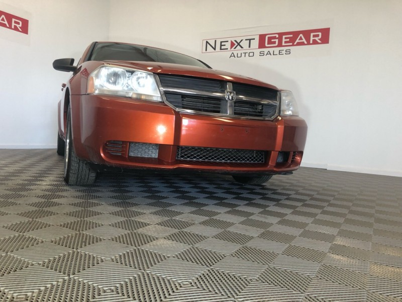 DODGE AVENGER 2008 price $3,850
