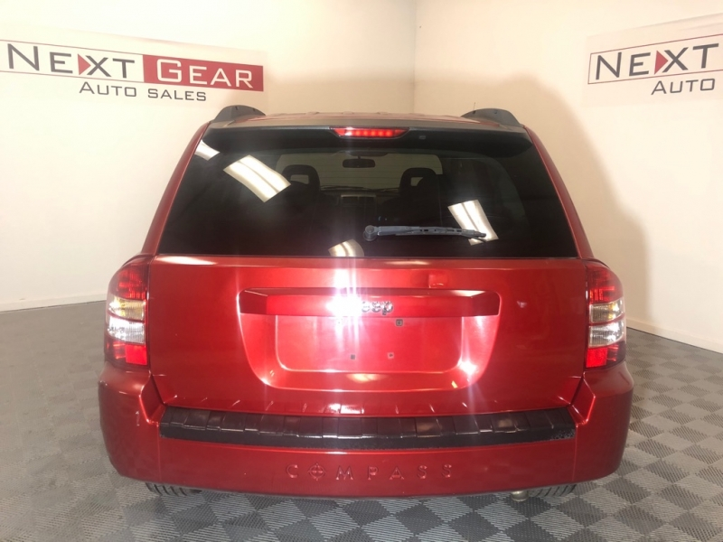 JEEP COMPASS 2008 price $4,850