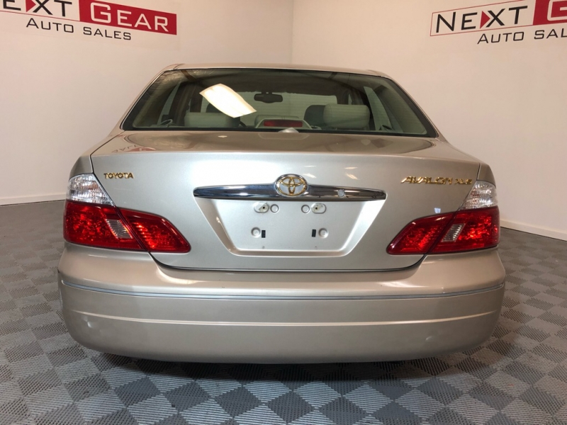 TOYOTA AVALON 2004 price $4,800
