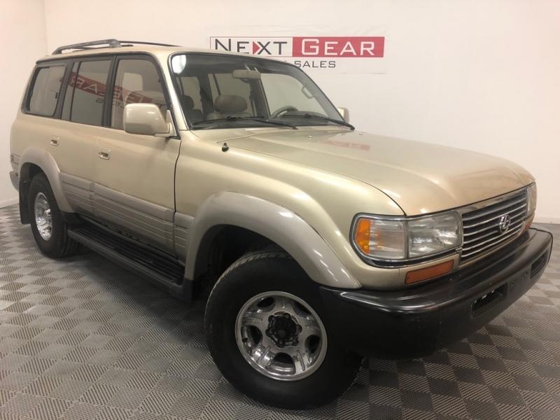LEXUS LX 450 1996 price $8,300