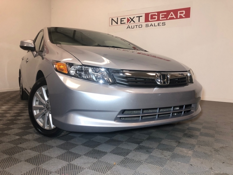 HONDA CIVIC 2012 price $9,500