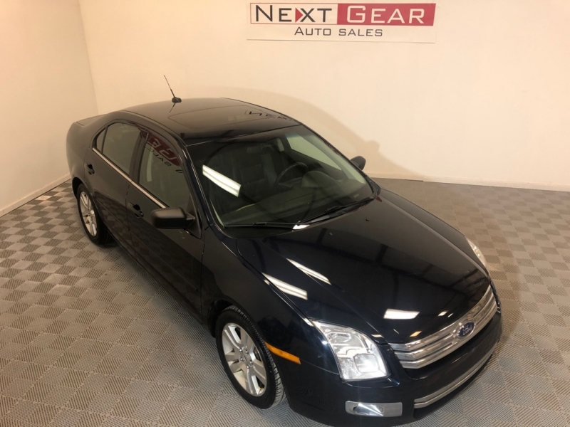 FORD FUSION 2008 price $5,400