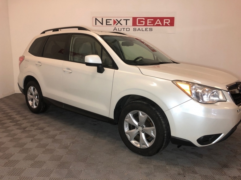 SUBARU FORESTER 2014 price $10,000