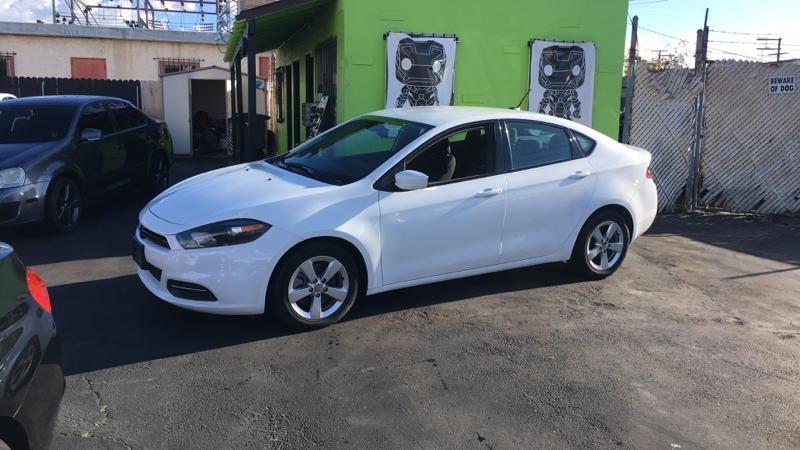 Dodge Dart 2015 price $13,999