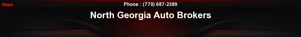 North Georgia Auto Brokers. (404) 649-5932