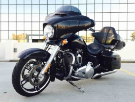 - Street Glide Special 2016