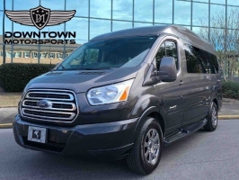 Ford Transit Explorer Conversion 2015