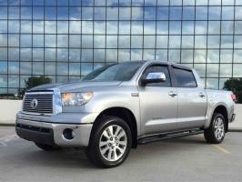 Toyota Tundra Platinum 4WD 2013