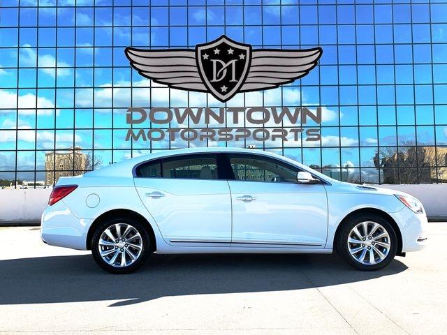 Buick LaCrosse 2015 price $18,288