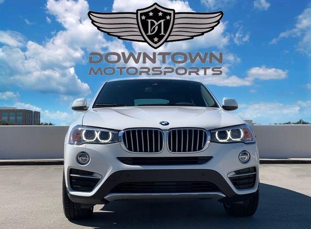 BMW X4 2018 price $36,888
