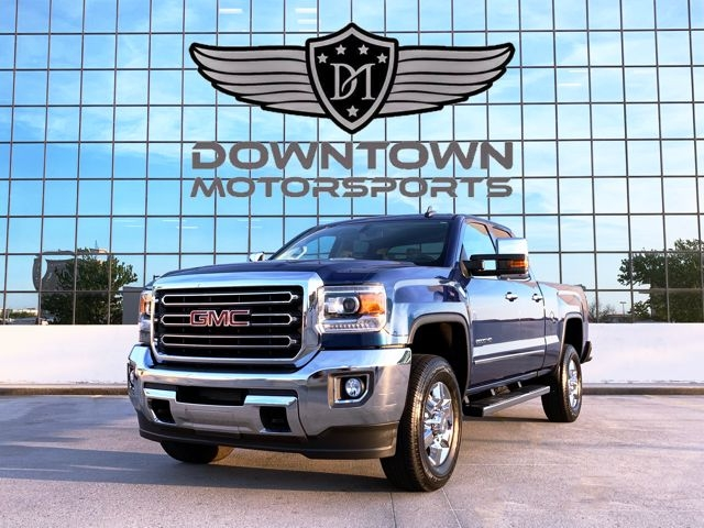 GMC Sierra 2500 HD Double Cab 2016 price $45,998