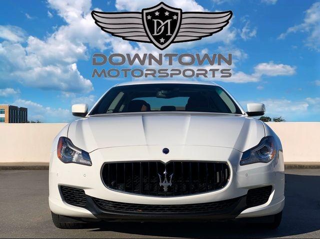 Maserati Quattroporte 2015 price $36,177