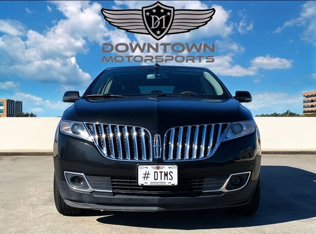 Lincoln MKX 2013 price $18,288