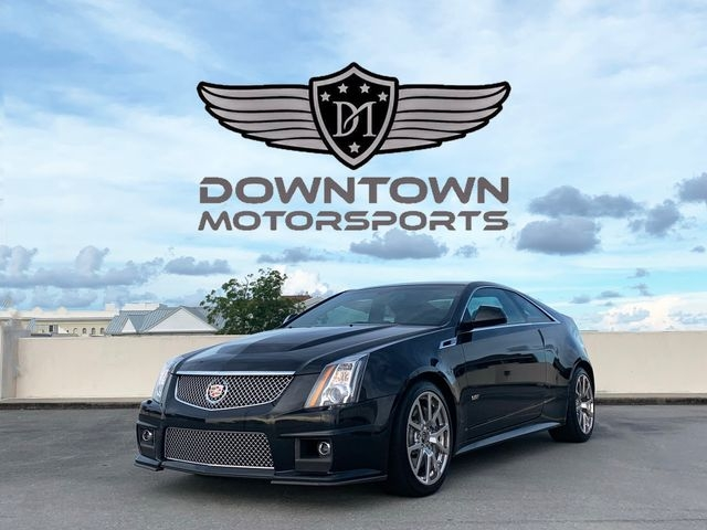 Cadillac CTS-V Coupe 2012 price $42,998