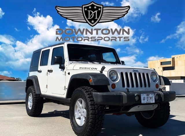 Jeep Wrangler Unlimited 2008 price $19,988