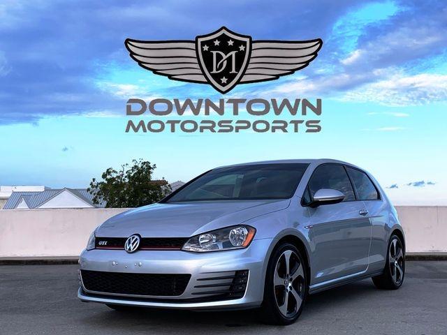 Volkswagen Golf GTI 2016 price $15,998