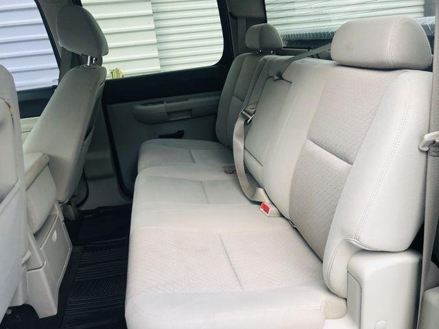 Chevrolet Silverado 1500 Crew Cab 2011 price $17,888