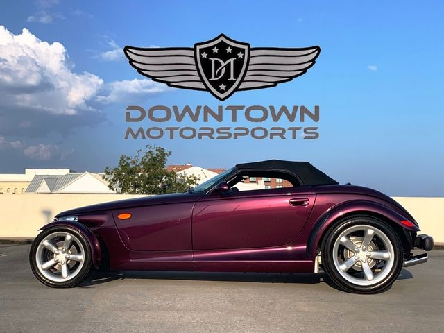 Plymouth Prowler 1999 price $31,998