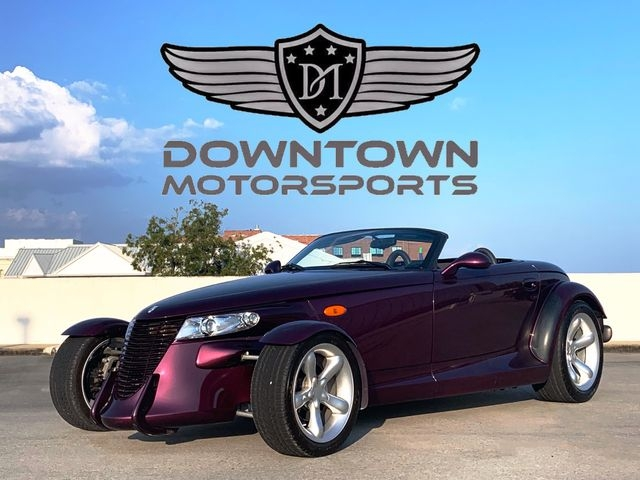 Plymouth Prowler 1999 price $32,998