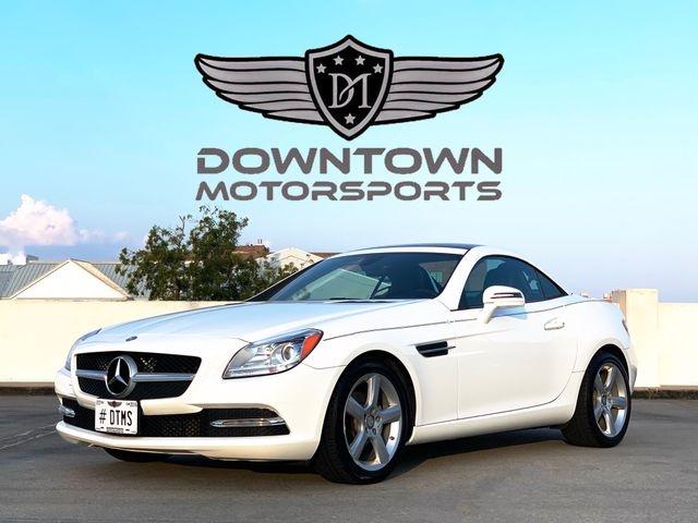Mercedes-Benz SLK-Class 2015 price $25,998