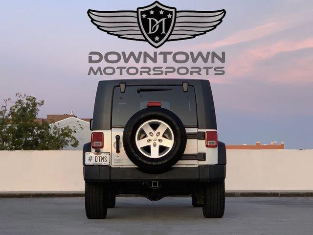 Jeep Wrangler 2008 price $11,998