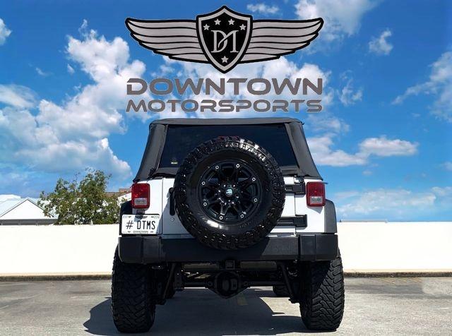 Jeep Wrangler Unlimited 2016 price $32,888